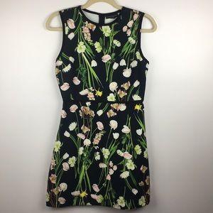 Victoria Beckham for Target Floral Rose Dress